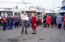 Ольга Тимофеева: «Нам удалось сохранить в Ставрополе самый экологичный и безопасный транспорт – троллейбусы»