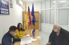 В Георгиевске состоялся очередной прием граждан