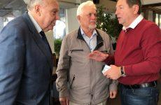 Михаил Кузьмин, депутат ГД РФ в рамках региональной недели проводит встречи с жителями округа