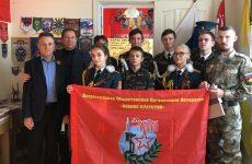 Михаил Кузьмин встретился с ветеранами-участниками военных действий