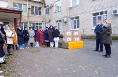 Ольга Тимофеева продолжает оказывать помощь районным больницам Ставрополья