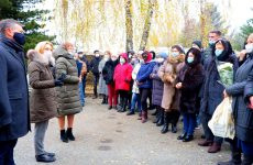 Ольга Тимофеева поздравила ставропольских озеленителей с 75-летием предприятия