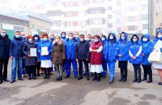 Ольга Тимофеева: «Нагрузка на бригады скорой помощи выросла в разы, им тоже нужна помощь»