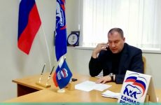 Сергей Юрьевич Перцев в телефонном режиме пообщался с жителями Минераловодского городского округа
