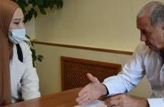 Игорь Андрющенко, депутат Думы Ставропольского края, провёл личный приём граждан