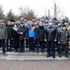 Краевые парламентарии почтили память воинов, погибших в локальных конфликтах