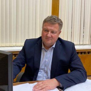 Дистанционный прием граждан Андроповского муниципального района провел депутат Думы Ставропольского края Николай Мурашко
