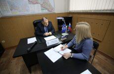 Александр Горбунов открыл декаду приемов в Пятигорском местном отделении Партии «ЕДИНАЯ РОССИЯ»