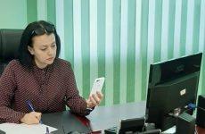 Прошел дистанционный прием в Пенсионном фонде по городу-курорту Пятигорску