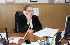 Дарья Самольянец приняла участие в дистанционном приеме граждан