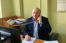 В Кисловодске «неделю приема» открыл главный врач – депутат города-курорта Кисловодска Сергей Егоров.