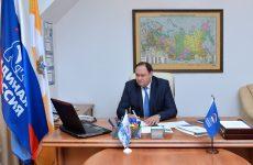 Алексей Завгороднев провел дистанционный прием, посвященный  дню рождения партии «Единая Россия»