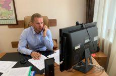 В Новоселицком районе прием начат