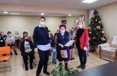 Ольга Тимофеева провела 10 встреч в Изобильненском городском округе Ставрополья