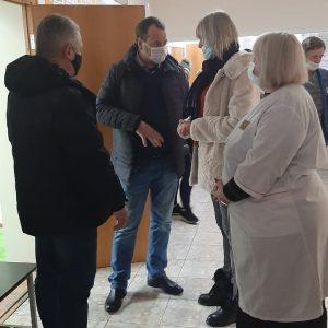 Игорь Николаев помог поликлинике № 2 Железноводска