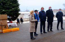 Ольга Тимофеева провела встречи в трудовых коллективах Новоалександровского района