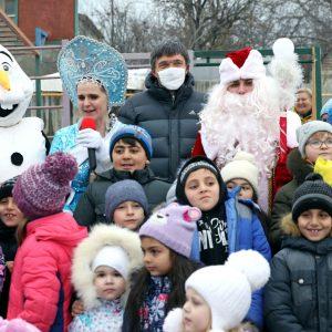 Дмитрий Судавцов: мы должны найти возможность подарить детям радость
