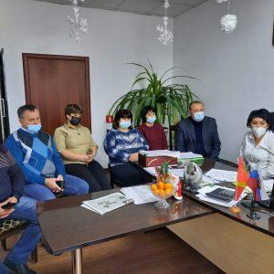 Депутат принял участие в совещании оперативного штаба по противодействию коронавирусной инфекции