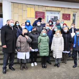 Работа депутатов в Новоалександровском городском округе