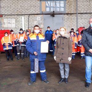 Ольга Тимофеева провела серию встреч в городе химиков Невинномысске