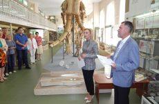 Ольга Тимофеева поздравила с годовщиной основания музей-заповедник имени Г.Прозрителева и Г.Праве