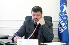 Председатель краевой Думы Геннадий Ягубов провел прием граждан по вопросам здравоохранения