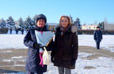 Ольга Тимофеева: «На Ставрополье особое отношение к безопасности и защите Отечества»