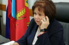 Неделю приемов граждан по вопросам здравоохранения в Андроповском муниципальном округе открыла Нина Анатольевна Бобрышева