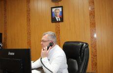 Сегодня в Железноводске в рамках недели здравоохранения тематический приём граждан провёл главный врач Железноводской городской больницы Евгений Матвиенко.