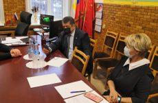Депутат Государственной Думы РФ Александр Ищенко провел прием граждан в Новоалександровском городском округе