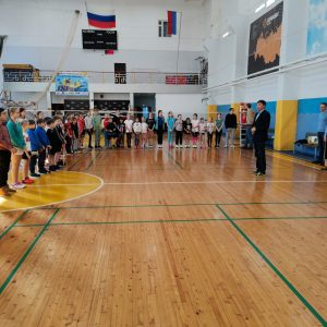 Дмитрий Судавцов принял участие в церемонии открытия первенства города Ставрополя по бадминтону