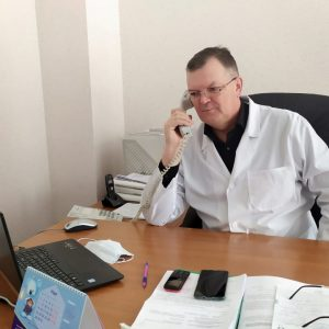 В Местной общественной приемной председателя Партии «Единая Россия» по Грачевскому району завершилась неделя тематических приемов граждан по вопросам здравоохранения.