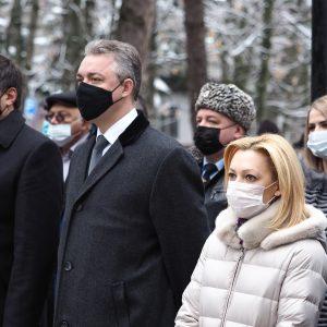 Ольга Тимофеева: «Открытие памятника Славскому – знак уважения к нашей истории»