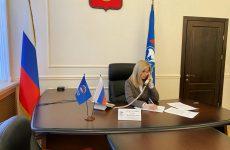 Елена Бондаренко провела прием граждан по вопросам здравоохранения