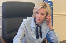 Ольга Казакова провела прием граждан в Ессентукском отделении «Единой России»
