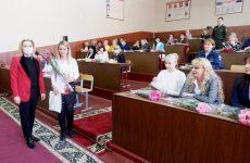 Ольга Тимофеева поздравила женщин 49 общевойсковой армии