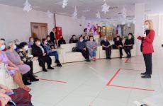 Ольга Тимофеева: «Спасибо работникам культуры, творческим и неравнодушным»
