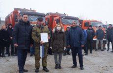 Ольга Тимофеева поблагодарила дорожников Ставрополя за работу в зимних условиях