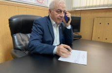 В рамках недели приема по вопросам ЖКХ на вопросы пятигорчан отвечал Валерий Арустамов