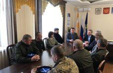Череда встреч депутата Надеина Виктора Викторовича с жителями Новоселицкого округа.