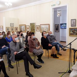 Ольга Тимофеева провела прием в Ставропольском краевом музее искусств