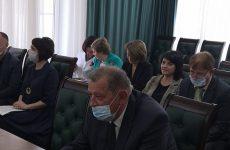 Анатолий Жданов принял участие в заседании Совета депутатов Новоалександровского городского округа Ставропольского края