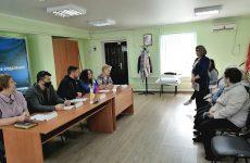 Андрей Юндин и Николай Новопашин провели совместный прием граждан в Труновском муниципальном округе