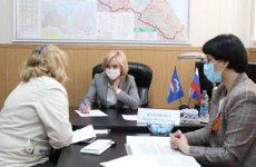 Ольга Казакова провела прием граждан в Пятигорске