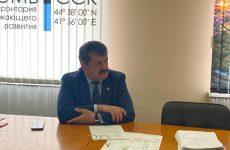 Александр Ищенко провел прием граждан старшего поколения