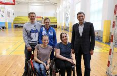 Ставропольские единороссы готовят чемпионов на Паралимпийские игры 2021 года