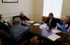 Виктор Надеин встретился с инициативными группами