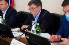 Дмитрий Судавцов принял участие в заседании комитета по экономическому развитию, собственности, инвестициям, курортам и туризму