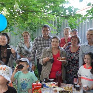 Дмитрий Судавцов встретился с активом Октябрьского и Промышленного районов города Ставрополя