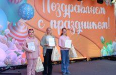 Ольга Тимофеева: «Желаю родному Промышленному району развития»